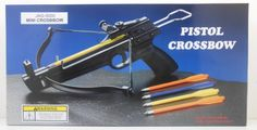 This Mini-crossbow p