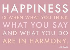 Mahatma Gandhi quote - #balanced #desiremap