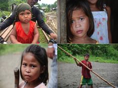 These children are the reason for Project: AK-47 in Mindanao
