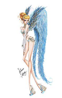 Victoria's Secret - Cinderella by frozen-winter-prince on DeviantArt