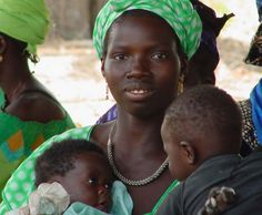 Jola Fonyi People of West Africa Christian Witness to and Prayer for Jola Fonyi People