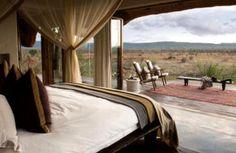 Madikwe Hills Private Game Lodge -  suite bedroom