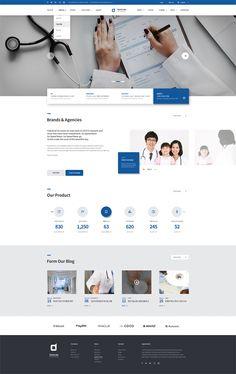 Homepage Design, Ux Design, Layout Design, Webdesign Inspiration, Layout Inspiration, Website Themes, Website Designs, App Landing Page, Wordpress Theme Design