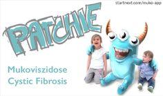 Patchie: Mukoviszidose Kindertherapie-App https://www.startnext.com/muko-app #Mukoviszidose #digitalhealth #mhealth #healthcareit #ehealth #app #medicalapp