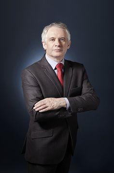 Waldemar Wójcik, v-ce prezes PGNiG, na mojej sesji wizerunkowej dla Zarządu PGNiG. Fot. Paweł Krzywicki/PGNiG.  Obejrzyj: http://pawelkrzywicki.com/