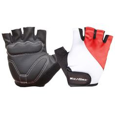 Ciclismo Bicicleta Bicycle Glove Ciclismo Parts MTB/Mountain Bike Cycling Gloves Half Finger Guantes Gel Padded