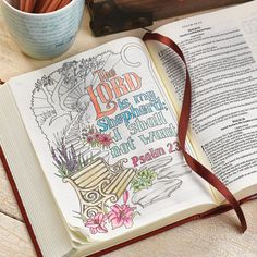 My Creative Bible Psalm 23
