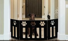 Groupon - Adjustable Pet Gate (Up to 77% Off). Multiple Styles Available. Free Shipping and Free Returns. in Online Deal. Groupon deal price: $29.99