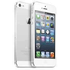 REFURBISHED APPLE IPHONE 5 UNLOCKED (GSM) WHITE 16GB (MD294LL/A) (A1428)