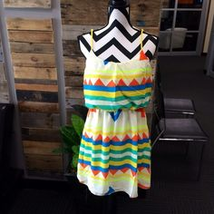 "Selling this ""Cute sun dress."" in my Poshmark closet! My username is: nelnelann. #shopmycloset #poshmark #fashion #shopping #style #forsale #Dresses & Skirts"