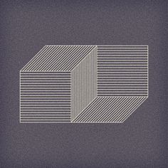 Isometric Illusion by MartinIsaac. #illusion #geometric