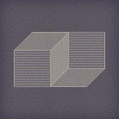 Isometric Illusion by MartinIsaac. #illusion #geometric