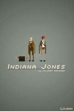 Indiana Jones | #movieposter