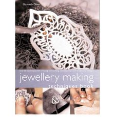 This illustrated guide is designed for both beginners and more advanced jewellery makers alike. All the techniques needed to make jewellery at home or in a small workshop are described, with over 50 clear step-by-step demonstrations.