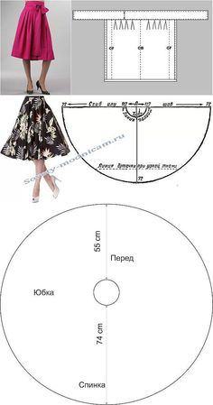 Mini saia envelope diy molde corte e costura marlene mukai taika salvabrani – ArtofitHow to sew a circle skirt The Rachel Dixon retro tutorial DIY.CB 2019 colors and skirt pattern - likes 3 com Sewing Dress, Skirt Patterns Sewing, Blouse Patterns, Sewing Clothes, Clothing Patterns, Diy Clothes, Fashion Sewing, Diy Fashion, Sewing Tutorials