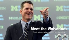 Meet the new Wolverines: Jim Harbaugh's 2015 Michigan football recruiting class | MLive.com