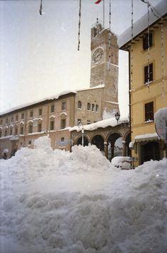 Matelica, 5 Gennaio 1993 -  La grande nevicata (2/5)
