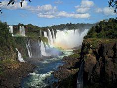 Vista de la Garganta del Diablo - Cataratas del Iguazu - Misiones