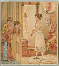 Duplex Corset 2/3, ca. 1885 | by Library Company of Philadelphia