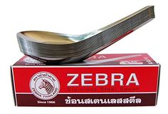 Zebra Thai Chinese Asian Stainless Steel Rice High Qualit…
