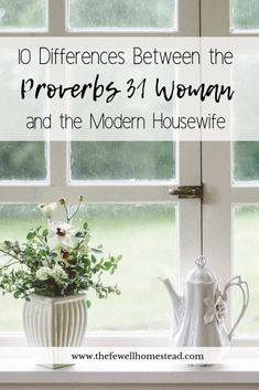 """With high expectations of Christian homemakers, what should our """"jobs"""" really look like as a modern housewife? Learn some similarties, and differences! Godly Marriage, Godly Relationship, Devotional Journal, Daily Devotional, Christian Wife, Christian Living, Popular Proverbs, Housewife Quotes, Proverbs 31 Wife"""