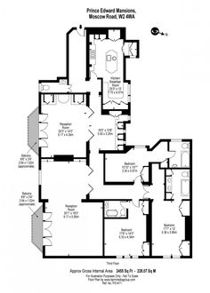 Fresh prince house layout