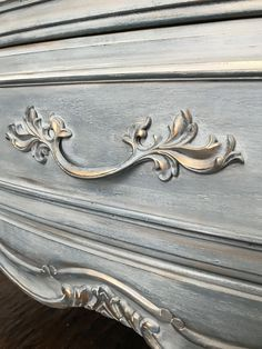 Trendy annie sloan painted furniture blue french linens - Furnitures - Bedroom Bed, Linen Bedroom, Furniture Bedroom and Style Master Bedroom
