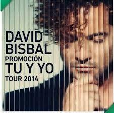"""El cantante español David Bisbal a punto de dar gira de presentación de su nuevo trabajo, """"Diez mil maneras""""."""