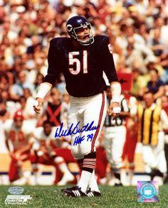 Dick Butkus - Chicago Bears #chicago