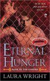 Eternal Hunger (Mark of the Vampire Series #1)