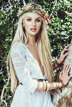 Кэндис Свейнпол — Фотосессия для «Vogue» BR 2014 – 19