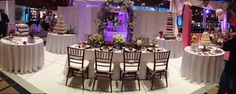 Our Bridal Show Booth