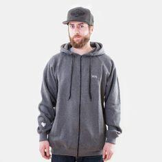 Deys Winter Ziphood Charcoal Charcoal, Hoodies, Winter, Sweaters, Collection, Fashion, Winter Time, Moda, Sweatshirts
