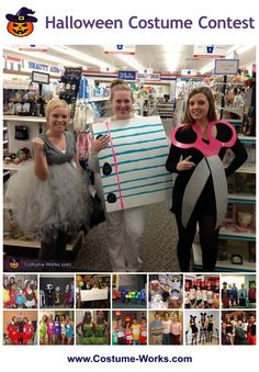"""""""Hilarious group costume ideas for Halloween: Rock, paper, scissors"""" Could also expand and do lizard and spock costumes. Halloween Costume Contest, Diy Halloween Costumes, Cute Halloween, Holidays Halloween, Halloween Crafts, Homemade Halloween, Halloween 2014, Halloween Ideas, Creative Costumes"""