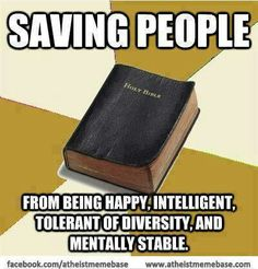 The Funny Atheist. likes · 835 talking about this. A page full of jokes and comedy for the non-believers, Atheist, Skeptics, Freethinkers, and overall heathens. Ex Mormon, Athiest, Anti Religion, Religion Humor, Religious People, I Laughed, Christianity, It Hurts, Faith