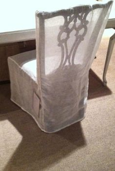 Hickory Chair Slipcover