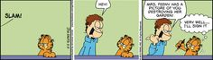 love Garfield
