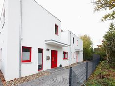 Cool Bauhaus Flachdachhaus Bilder Referenzen NURDA Hausbau Hannover