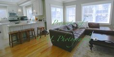 Newton townhouse rental - CAL Photography - listing photograph service in the Greater Boston area