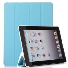 awesome iHarbort? Apple iPad 4/ iPad 3/ iPad 2 Funda - ultra delgado ligero Funda de piel de cuerpo entero Smart Cover Case para Apple iPad 4/ 3/ 2, con la funciš®n del sue?o / despierta, pš²rpura