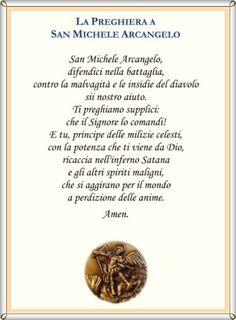 Jesus Christ Images, Catholic Prayers, San Michele, Madonna, Faith, Words, Limoncello, Italy, Reading