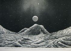 lucien rudaux space art– Google Поиск High Fantasy, Fantasy Art, Science Illustration, Sky Landscape, Soul Art, Environment Concept Art, Illustrations, Retro Futurism, Antique Prints