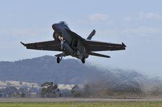 F-18F Rhino - Avalon 2013