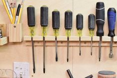 Picture of Screwdriver Holder