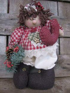 Deena Oldenburg Dolls