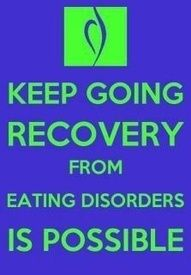 Keep calm and carry on! #RecoveryFridays
