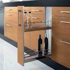 Mobiliario de Cocina : Equipamiento Interior