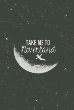 I've been saying this all my life...  ....And i buy your ticket and you said no thanks . neverland is a dream...