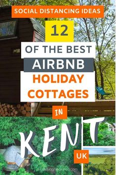 Save these jaw-dropping and incredibly unique holiday cottages to your UK travel wish-list. A curated selection of a dozen unique properties on Airbnb in Kent. From charming historic buildings, to Dutch barge boats, to treehouses. It's your guide to Airbnb's in Kent. Included in the post is a Discount Code for new Airbnb users. #Kent #Airbnb #Staycation #UK #wheretostay #travel #discount #England #staycation #iRoamToo #RoamingRequired France Travel, Italy Travel, Dover Castle, Dutch Barge, Packing For Europe, Travel Inspiration, Travel Ideas, Travel Tips, Day Trips