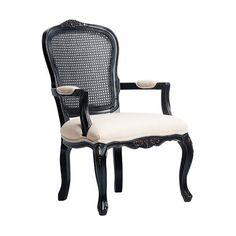 Found it at Wayfair.ca - Anna Cane Back Arm Chair